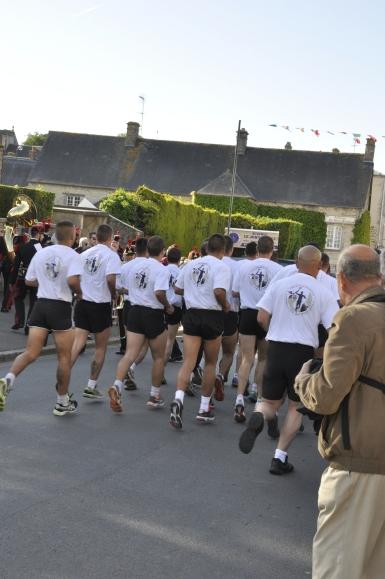 organisation relais entre Normandie et Angers