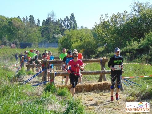 Course du végétal coureurs